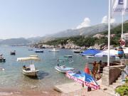 Plaža Pržno Sveti Stefan