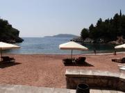 Kraljičina plaža Sveti Stefan