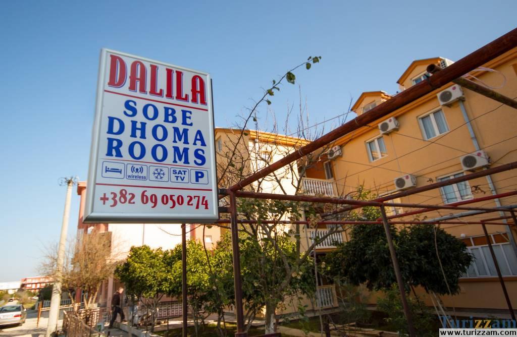 Apartmani Dalila