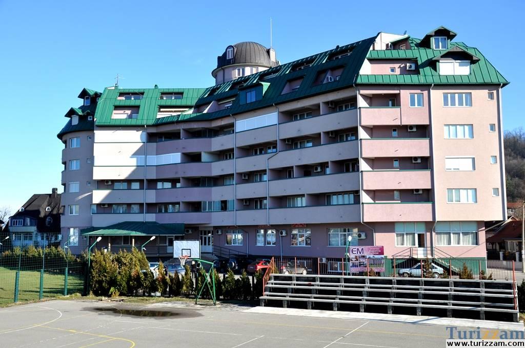 Apartmani Budimlija