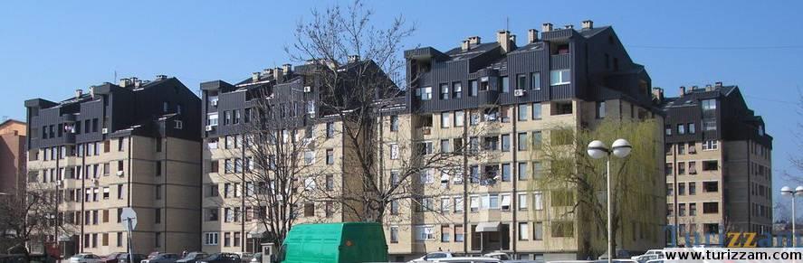 Apartman kod Plaza centra