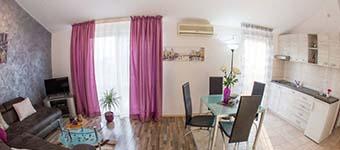 Villa Nadežda 4 - Apartmani Petrovac