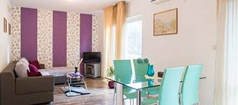Villa Nadežda 1 - Apartmani Petrovac