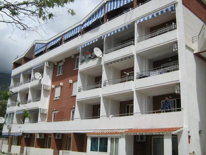 Bečići apartmani Radović