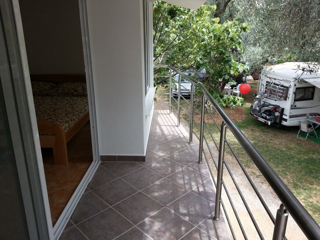 Camp UTJEHA - Apartmani