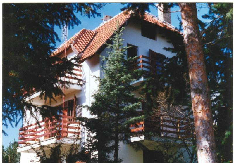 Vila Omorika 7 Zlatibor