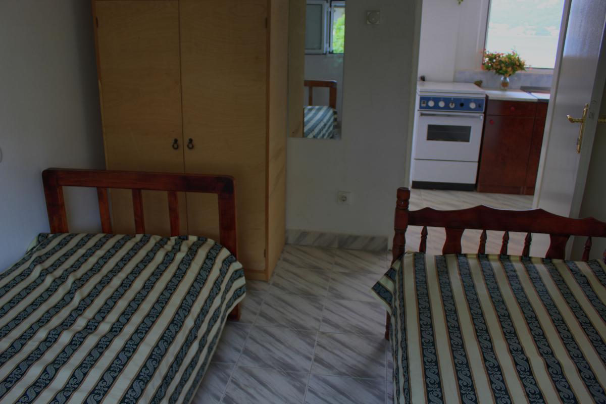 Dvosoban apartman sa pogledom na more