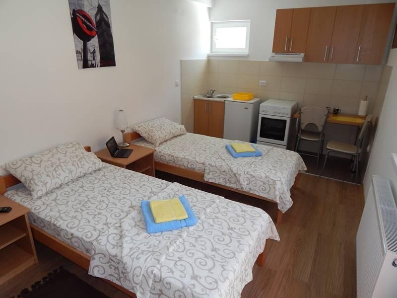 Apartmani Centar KG