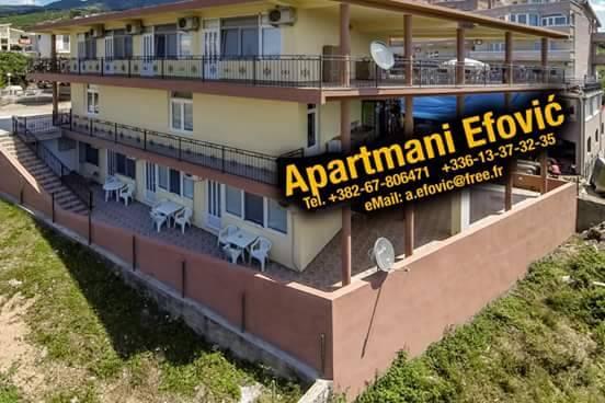 apartmani Efovic