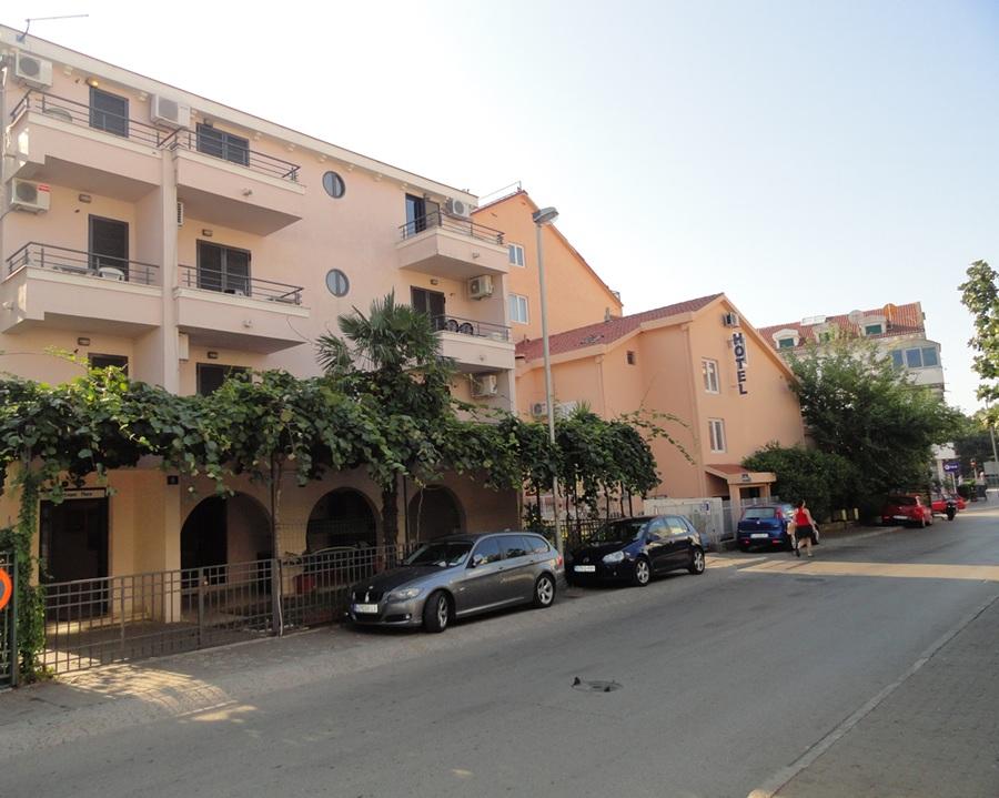 Apartmani Mare