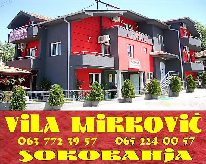 Konak Vila Mirković