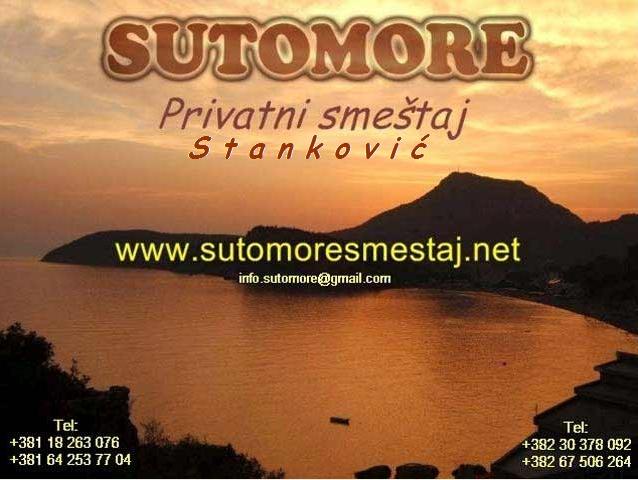 Porivatni smeštaj Stanković