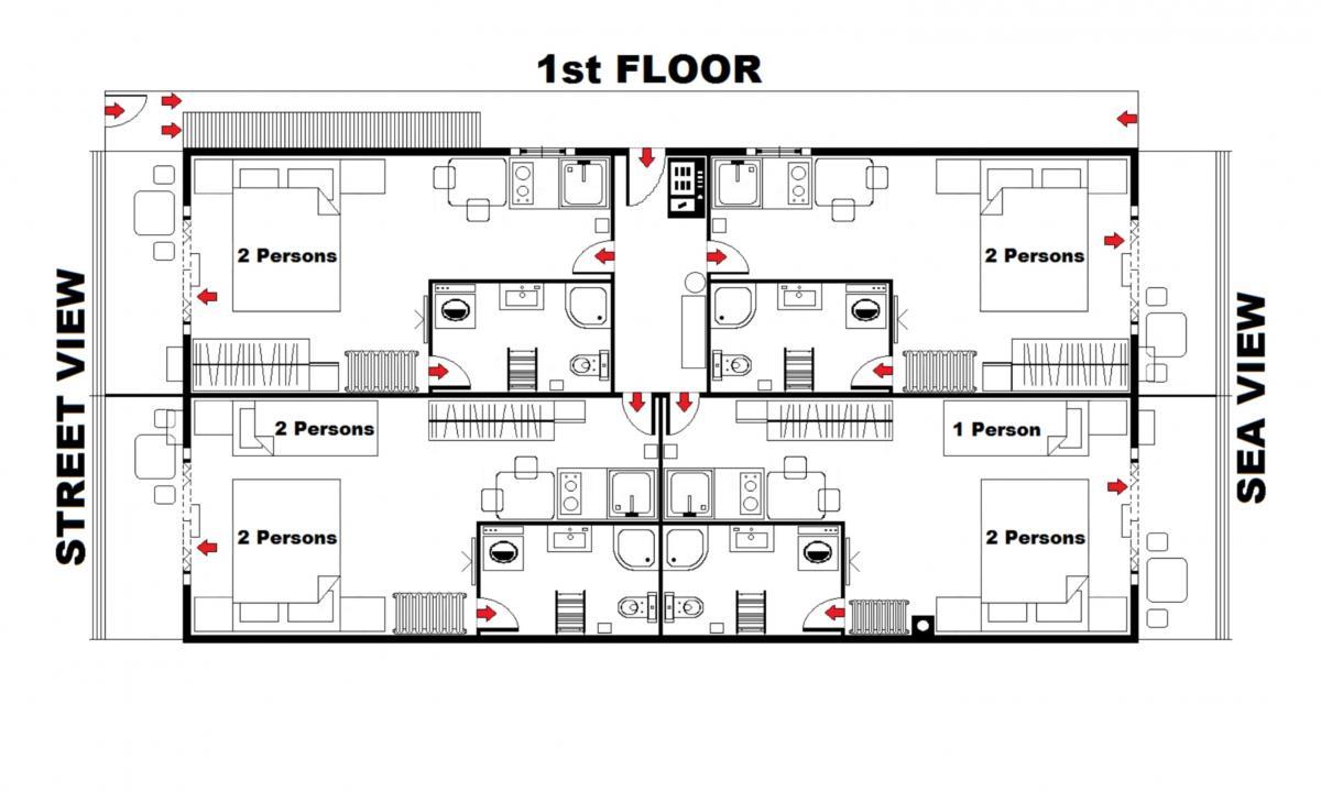 D&D Apartmani Tivat