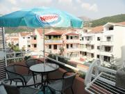 Dvosoban stan preko puta Slovenske plaze - Apartmani Budva