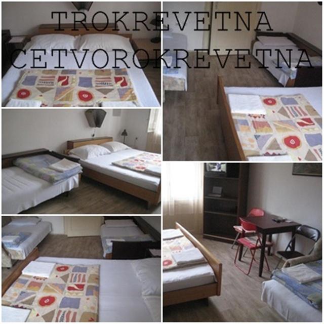 Subotica Prenociste, Privatni smestaj, Sobe