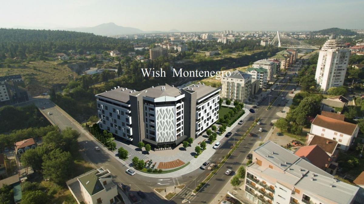 Apartman Prime Podgorica renta stan smještaj
